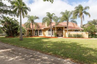 Wellington Single Family Home For Sale: 2200 Appaloosa Trail