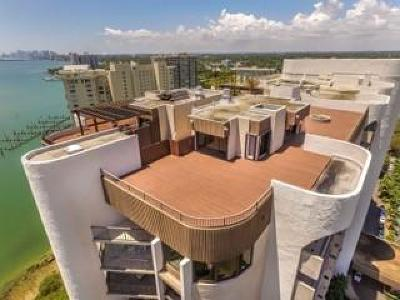 Miami Condo For Sale: 1800 NE 114th Street #Ph3