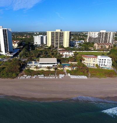 Highland Beach Condo Sold: 4748 S Ocean Boulevard #905