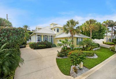 Juno Beach Single Family Home For Sale: 400 Seaside Lane