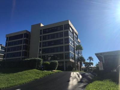 Costa Del Rey Condo Condo For Sale: 2175 S Ocean Boulevard #103