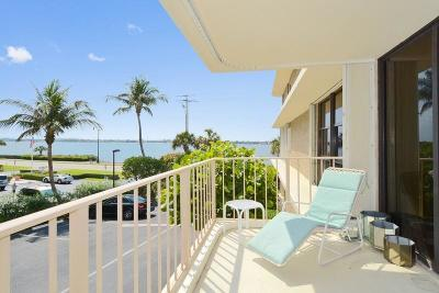 Palm Beach Condo For Sale: 3200 S Ocean Boulevard #C202