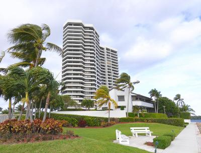 North Palm Beach Condo For Sale: 100 Lakeshore Drive #454