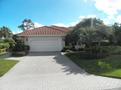 Palm City Single Family Home For Sale: 2007 NW Royal Fern Court