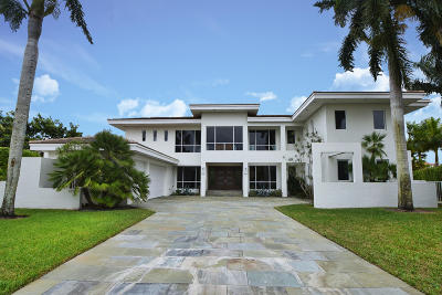 Boynton Beach Single Family Home For Sale: 12950 Cocoa Pine Drive