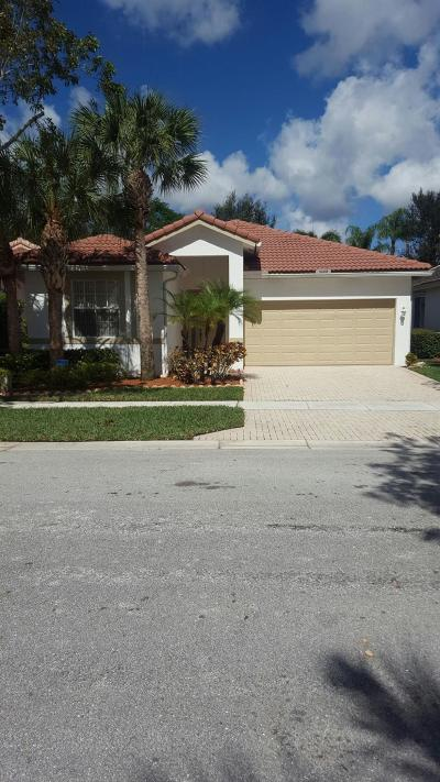 West Palm Beach Single Family Home For Sale: 2688 Clipper Circle