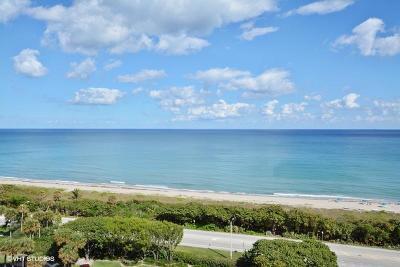 Boca Raton Condo Sold: 4301 Ocean Boulevard #1206