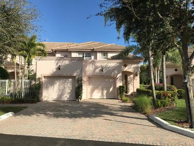 Boynton Beach Townhouse For Sale: 8050 Aberdeen Drive #202