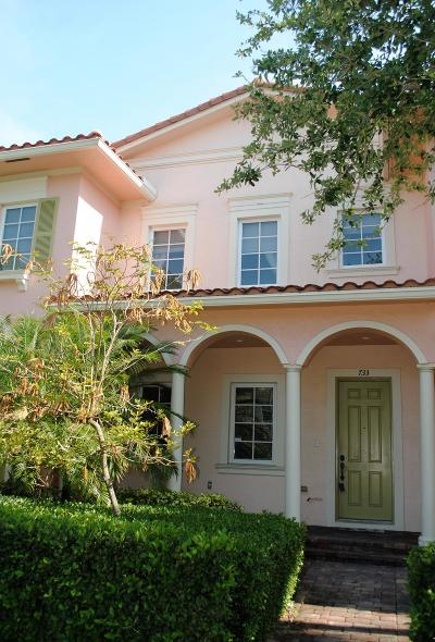 Townhouse Sold: 733 Dakota Drive
