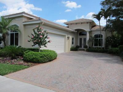 Delray Beach Single Family Home For Sale: 7689 Villa D Este Way