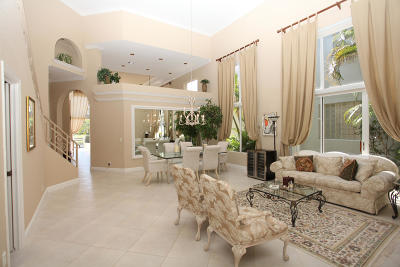 Delray Beach Single Family Home For Sale: 16842 Knightsbridge Lane