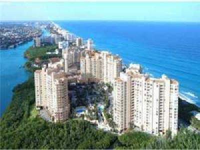 Highland Beach Condo Sold: 3740 S Ocean Boulevard #1102