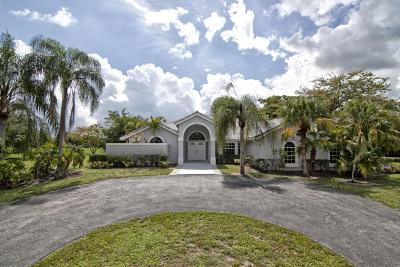 Palm Beach County Rental For Rent: 2696 Appaloosa Trail