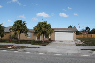 Single Family Home Sold: 973 SW Bayshore Boulevard