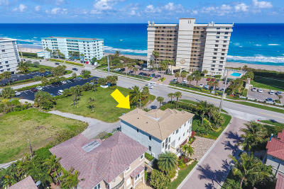 Juno Beach Single Family Home For Sale: 441 Surfside Lane