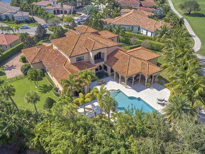 Palm Beach Gardens Single Family Home For Sale: 667 Hermitage Circle