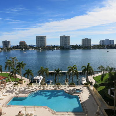 Boca Raton Condo Sold: 300 SE 5th Avenue #6070