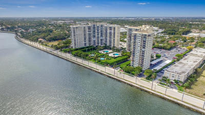 West Palm Beach Condo Sold: 1701 S Flagler Drive #203