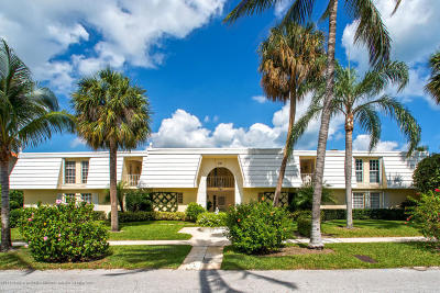 Palm Beach Rental Leased: 201 Everglade Avenue #206