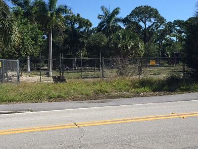 Boynton Beach Residential Lots & Land For Sale: 4595 Coconut Lane