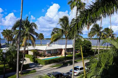 West Palm Beach Rental Leased: 917 Flagler Drive #304