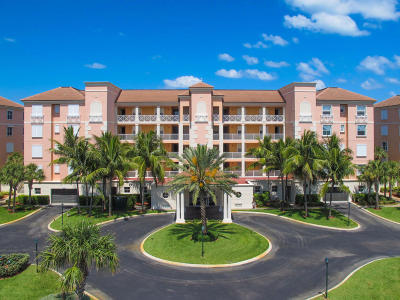 Fort Pierce Condo For Sale: 2014 Windward Drive