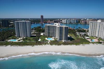 Boca Raton Condo Sold: 700 S Ocean Boulevard #704