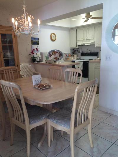 Ocean Ridge Rental For Rent: 5505 Ocean Boulevard #8-206