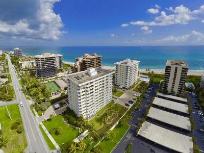 Juno Beach Condo For Sale: 500 Ocean Drive #W-10a
