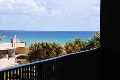 Palm Beach Condo Sold: 3460 S Ocean Boulevard #2110