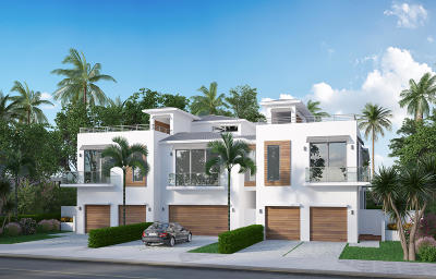 Reids John B Village, Reids John B Village Repl Blks L, M & N In Townhouse For Sale: 1020 Langer Way