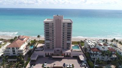 Villa Nova Condo For Sale: 3505 S Ocean Boulevard #5-S