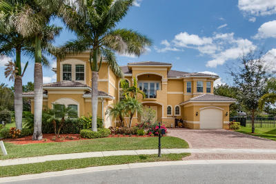 Boynton Beach Single Family Home For Sale: 8625 Daystar Ridge Point