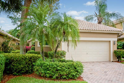Boca Raton FL Single Family Home For Sale: $135,000