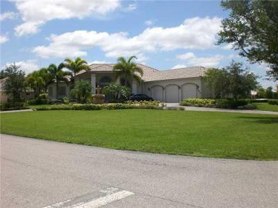 Wellington FL Single Family Home For Sale: $1,049,000