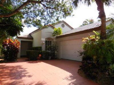Boca Raton Single Family Home For Sale: 23314 La Vida Way