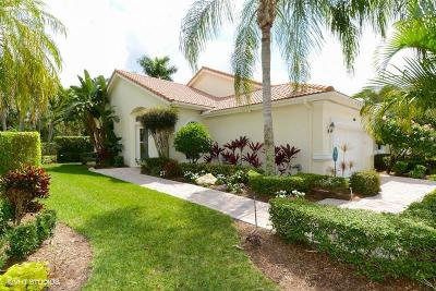 West Palm Beach Single Family Home For Sale: 8184 Sandpiper Way