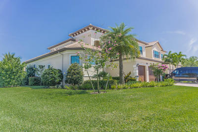 Palm Beach Gardens FL Single Family Home For Sale: $1,499,950