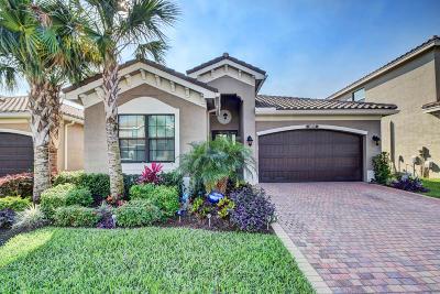 Delray Beach Single Family Home For Sale: 14597 White Jade Terrace