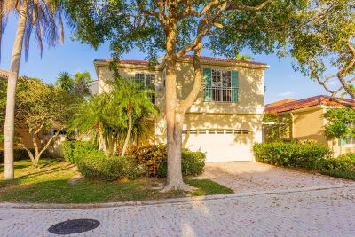 Palm Beach Gardens Rental For Rent: 17 Via Aurelia
