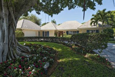 North Palm Beach Single Family Home For Sale: 11337 Lost Tree Way