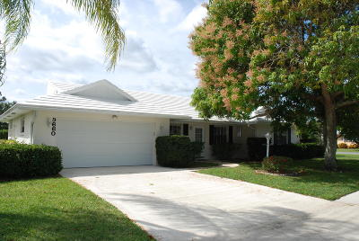 Single Family Home Sold: 9660 SE Little Club Way