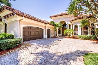 Single Family Home For Sale: 6561 Landings Court
