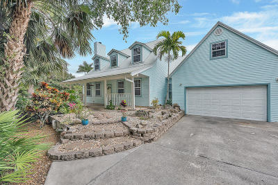 Jupiter Single Family Home For Sale: 16692 90th Trail
