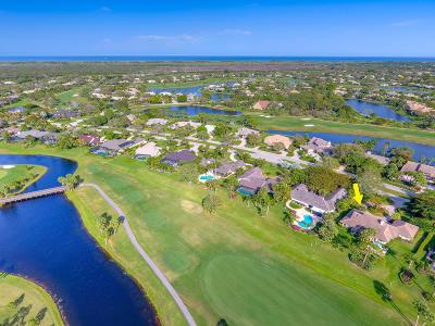 Stuart Single Family Home For Sale: 6380 SE Mariner Sands Drive