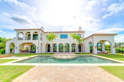 Palm Beach County Single Family Home For Sale: 12427 Cypress Island Way