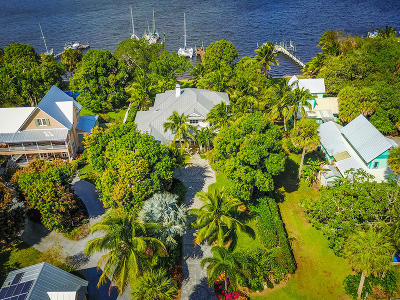 Stuart Single Family Home For Sale: 1000 SW Saint Lucie