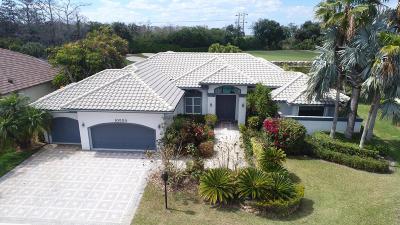 Boca Raton Single Family Home For Sale: 10550 Stonebridge Boulevard