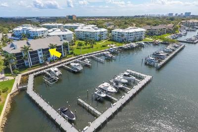 Juno Beach Condo For Sale: 543 Bay Colony