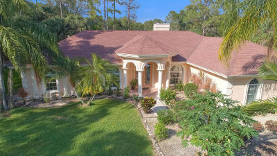 Acreage & Unrec Jupiter Farms, Acreage And Unrec Jupiter Farms, Jupiter Farms, Jupiter Farms Development, Jupiter Farms., Jupiter Farms... Corner Very Very High And Dry... Fenced Corner Lot One Property Single Family Home For Sale: 10805 Sandy Run Road